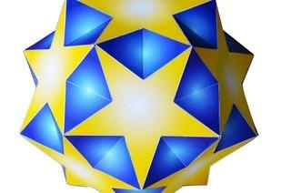 Pixel, Pappe, Polygone: So schön kann Geometrie sein