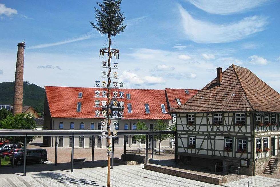 Rathaus - Biberach