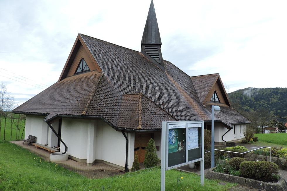 St. Martinskirche (Siensbach) - Waldkirch
