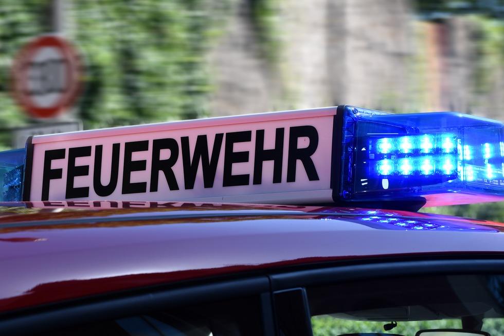 Feuerwehrgerätehaus - Wolfach