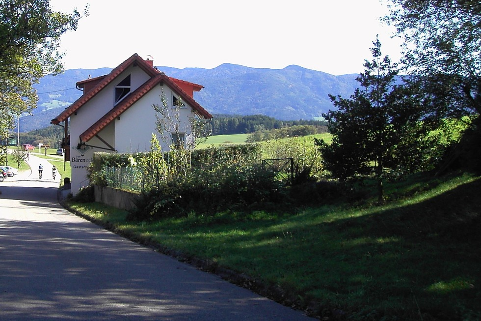 Gasthof Zum Bäreneckle - Biederbach