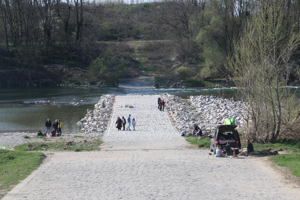 NATO-Rampe (Grißheim) - Neuenburg am Rhein