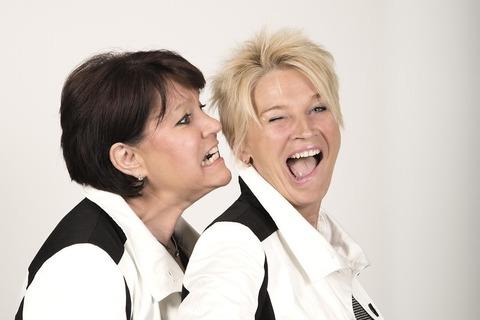 Dui do on de Sell - Reg mi net uf - Petra Binder und Doris Reichenauer - Ludwigsburg - 29.12.2023 17:00