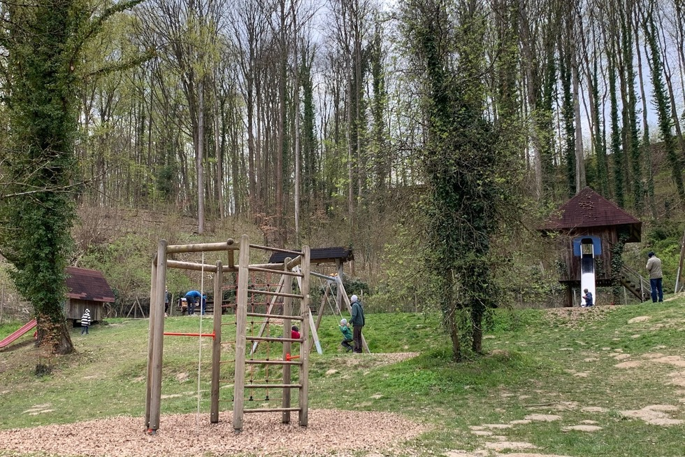 Spielplatz beim Lilienhof - Ihringen