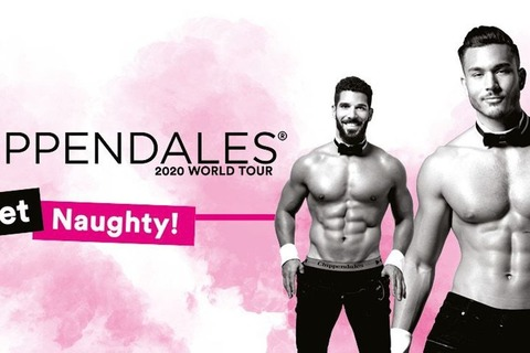 Chippendales - Basel - 20.10.2021 19:30
