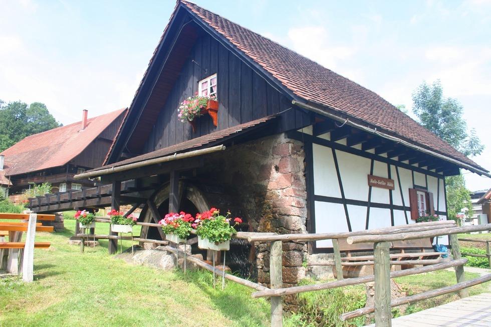 Maile-Gießler-Mühle - Nordrach