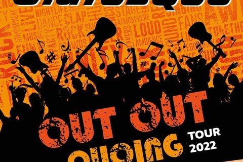 STATUS QUO - OUT OUT QUOING - Tour 2022 - Augsburg - 17.09.2022 19:30