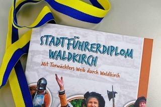 In Waldkirch sind nun coronakonforme Stadtführungen möglich