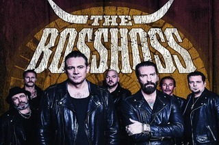 The Bosshoss bei Sommersound VS 2021, 06.08.2022