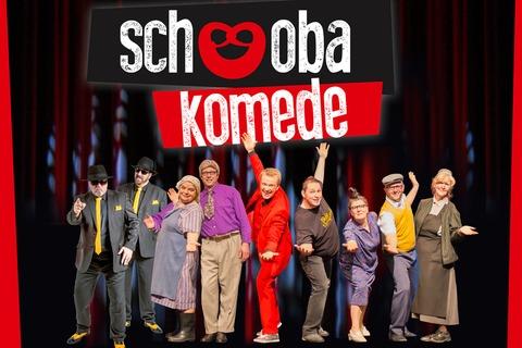 Schwoba Komede - Xonga, gschwätzt ond glacht 2021 - Ludwigsburg - 08.12.2023 20:00
