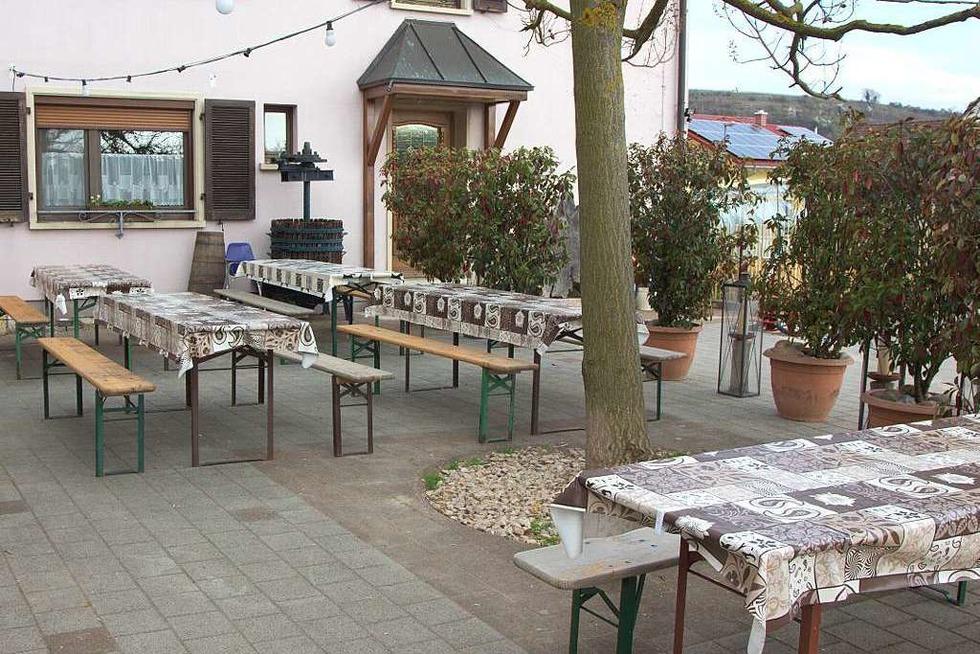 Strauße zum Poldi Niederrimsingen (geschlossen) - Breisach