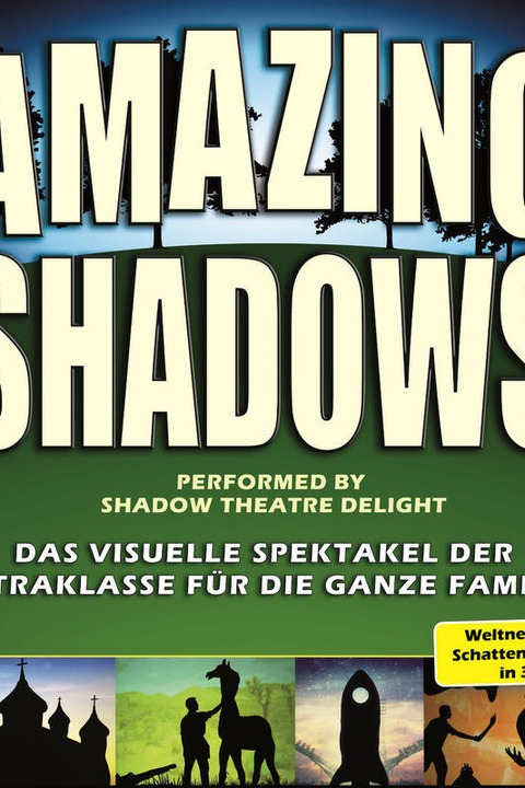 AMAZING SHADOWS - PerformedBy Shadow Theatre Delight - Offenbach - 04.03.2023 20:00