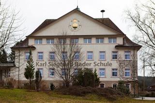 Karl-Siegfried-Bader-Grundschule (Prechtal)