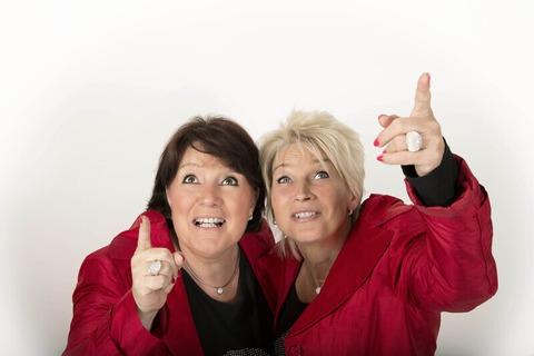 Dui do on de Sell - Das Zauberwort heißt BITTE - Petra Binder und Doris Reichenauer - Schwäbisch Hall - 28.12.2023 20:00