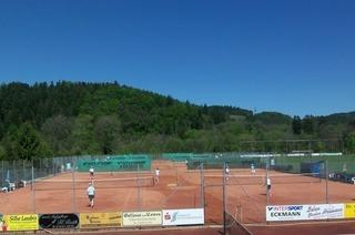 Tennisanlage TC Buchenbach