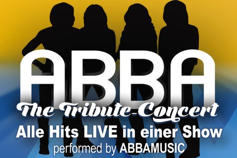 ABBA - The Tribute Concert - performed by ABBAMUSIC - Rheinsberg - 02.02.2023 19:30