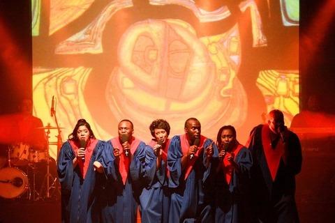 The Original USA Gospel Singers & Band - Einer der besten Gospelchöre der Welt! - Braunschweig - 01.01.2023 18:00
