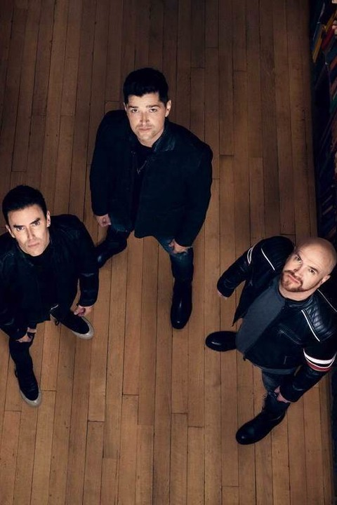 THE SCRIPT - Greatest Hits Tour 2022 - Wiesbaden - 15.03.2022 20:00