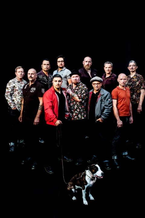 The Busters - Move! - Freiburg - 20.01.2022 20:00