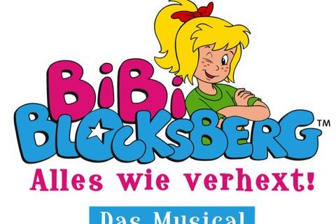"""Bibi Blocksberg: """"Alles wie verhext!"""" - Das Musical"""" - Großbottwar - 11.12.2022 14:00"""