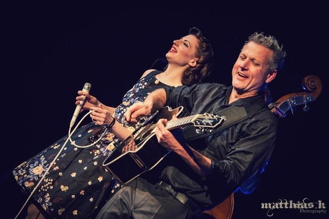 THE JOHNNY CASH SHOW - - presented by THE CASHBAGS - Landshut - 01.04.2022 20:00