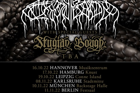 WOLVES IN THE THRONE ROOM - Plus Special Guests - Wiesbaden - 12.11.2022 19:00