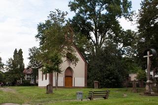 Kapelle St. Sebastian (Alter Friedhof)