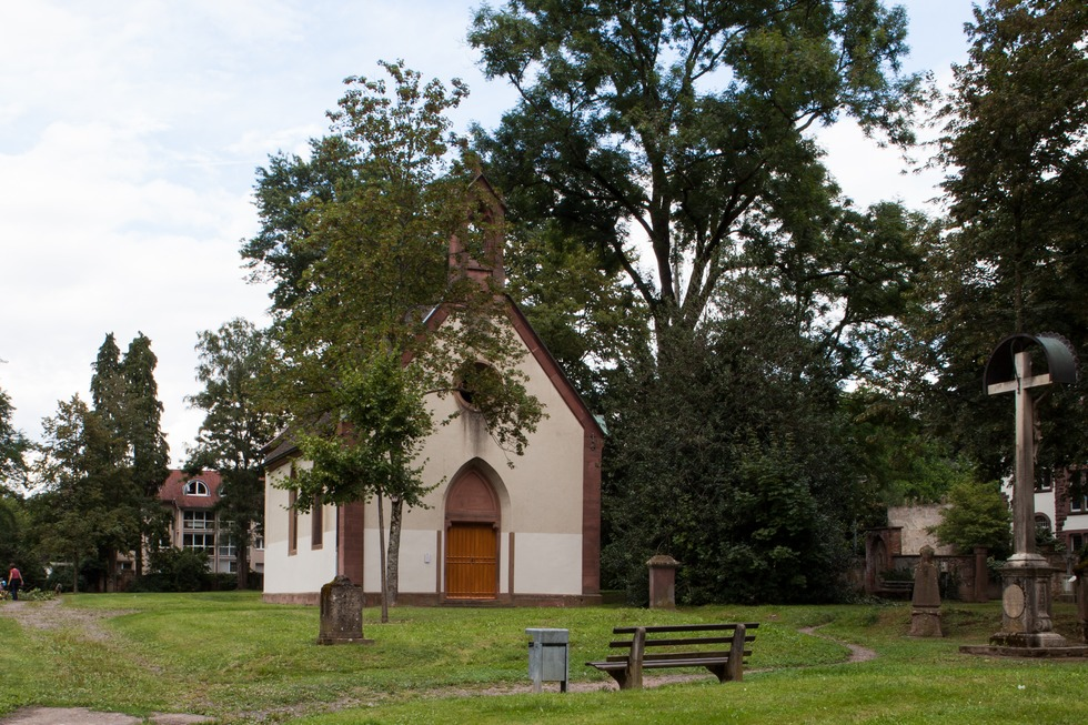 Kapelle St. Sebastian (Alter Friedhof) - Waldkirch