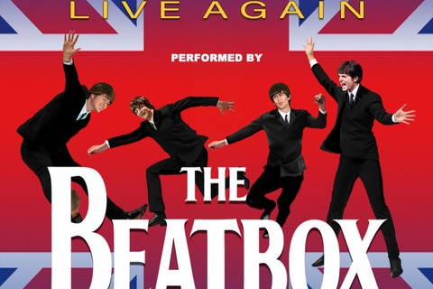 THE BEATLES LIVE AGAIN - THE BEATLES LIVE AGAIN - performed by The Beatbox - Stollberg - 08.11.2022 19:30