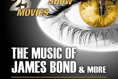 The Music Of James Bond & More - All The Songs All The Hits LIVE! - Düsseldorf - 09.11.2022 19:30