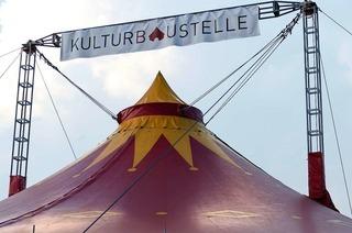 KulturBauStelle Staufen (Chapiteau)